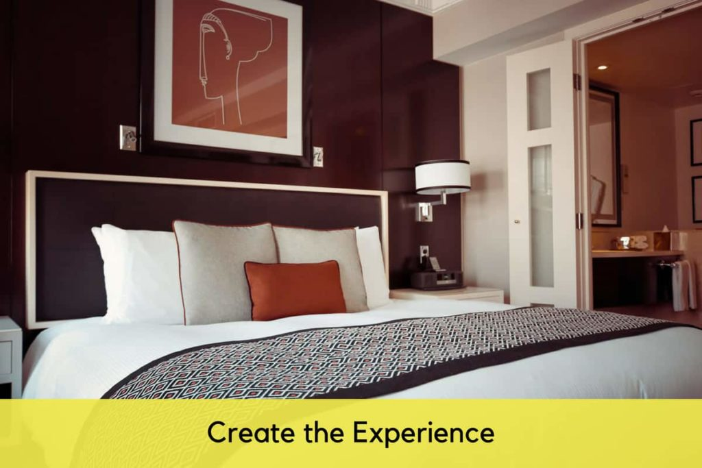 Create The Experience