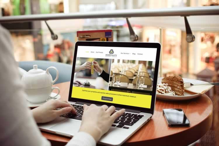 Hospitality Associates Website